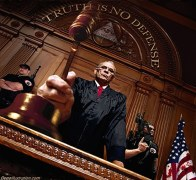 Image result for crooked judge