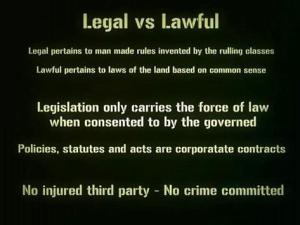 legal v