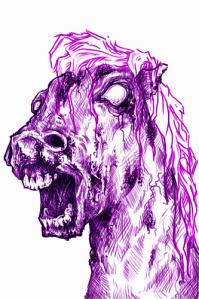 "Iron County's Wild Horse Apocalypse - ""there are killer horses everywhere"""