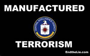 manufactured terror