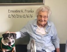Rest in Peace, Ernestine