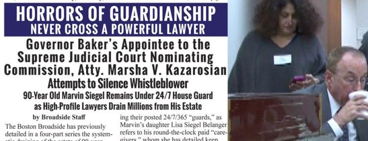 "Image result for ""Marsha Kazarosian"" jewish"